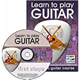 First Steps Guitar: The Absolute Beginners Guide to Playing the Guitarby Gareth Hargreaves