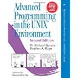 Advanced Programming in the UNIX Environment (Addison-Wesley Professional Computing)by W.Richard Stevens