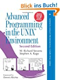 Advanced Programming in the UNIX Environment.: (Addison-Wesley Professional Computing Series)