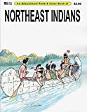 img - for An Educational Coloring Book of Northeast Indians book / textbook / text book