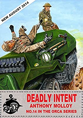 Deadly Intent (Special Force Orca Book 14)