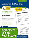 Adams Agreement To Sell Real Estate Form, 8.5 x 11 Inch, White (LF120)