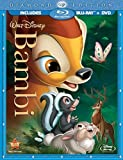 51LYba1WwmL. SL160  Bambi (Two Disc Diamond Edition Blu ray/DVD Combo in Blu ray Packaging)