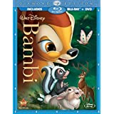 Bambi (Two-Disc Diamond Edition Blu-ray/DVD Combo in Blu-ray Packaging) ~ Hardie Albright