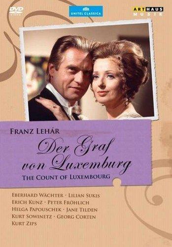 Lehar: Der Graf Von Luxemburg (The Count Of Luxembourg) (Arthaus Musik: 101626) [DVD] [2012]