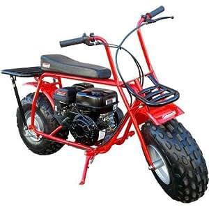 coleman ct200u trail200 mini bike toys games. Black Bedroom Furniture Sets. Home Design Ideas