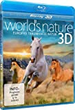 Image de World's Nature 3d - Europas Traumhafte Natur [Blu-ray] [Import allemand]
