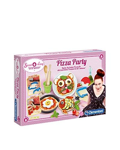 Clementoni Activos Dulces Todo Ar Enie Bakes - Pizza Party