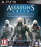Assassins Creed Heritage Collection (Includes All Five Games) PLAYSTATION 3