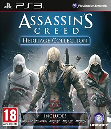 Assassin's Creed Heritage Collection (PS3)