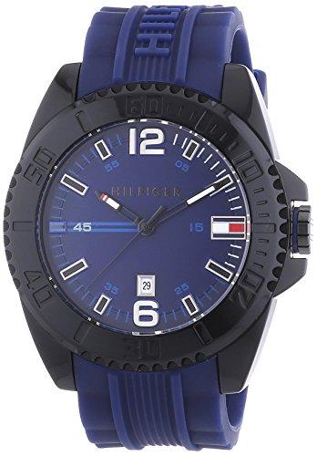 Tommy Hilfiger Herren-Armbanduhr Sport Luxury Analog Quarz 1791040 thumbnail