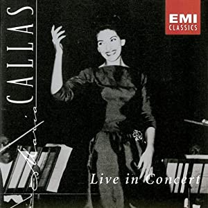 Maria Callas -  Maria Callas Live [Disc 4] - On Stage
