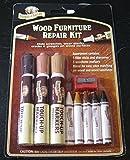 Parker & Bailery Wood Furniture Repair Kit- Filler Sticks and Woodtone Markers