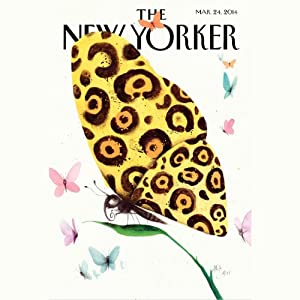 The New Yorker, March 24th 2014 (Kelefa Sanneh, Anthony Lane, Nick Paumgarten) | [Kelefa Sanneh, Anthony Lane, Nick Paumgarten]
