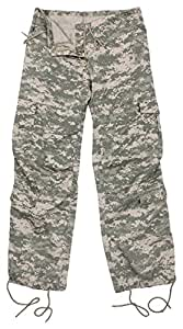 Rothco Women's Vintage Paratrooper Fatigues, ACU, X-Small