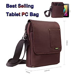 Rock Multi Function Shoulder Bag for Tablet Pc or Laptop Under 11 Inch