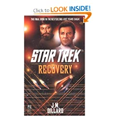 Recovery (Star Trek, Book 73) by J.M. Dillard