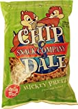 Disney Park Chip and Dale Snack Company Mickey Mouse Pretzels 14 oz. Family Size
