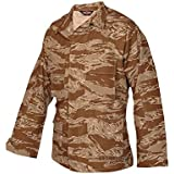 Vietnam Tiger Stripe BDU Jacket - 100% Cotton Ripstop