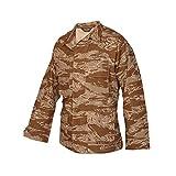 Tru-Spec Original Jacket D/P Tiger Stripe Rip Stop BDU, XLarge, Regular 1596006