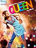 Queen Hindi DVD (Bollywood Film/Cinema/Movie) Stg:Kangana Ranaut, Rajkummar Rao, Lisa Haydon
