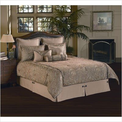 Hermitage Spice Comforter Set Size: King