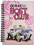 Ouran High School Host Club Group Notebook