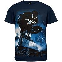Marvel Men's Venom Sepulcher Short Sleeve T-Shirt