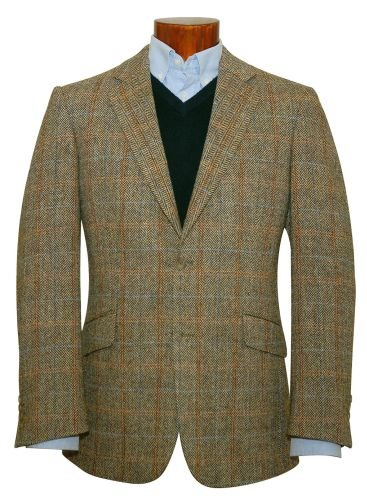 Hamish Harris Tweed Jacket Size 42 Regular