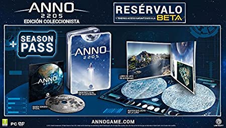 Anno 2205 Edición Coleccionista