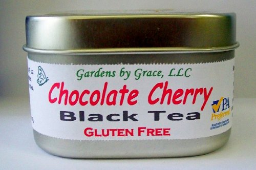 Royal Cup Blends: Chocolate Cherry Black Tea