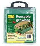 Gardman 7500 39-Inch by 16-Inch by 9-Inch Green Reusable Patio Grow Bag