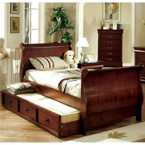 louis-philippe-jr-full-size-dark-cherry-bed-frame