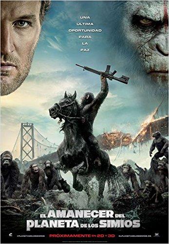 El Amanecer Del Planeta De Los Simios [Blu-ray]