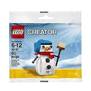 Lego 30197 Creator Holiday Christmas Snowman (Polybag)