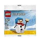 LEGO CREATOR クリエーター 30197 雪だるま スノーマン ポリバック