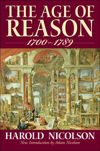 The Age of Reason: (1700-1789)
