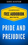 Image of Pride and Prejudice: By Jane Austen - Illustrated (Free Audiobook + Unabridged + Original + E-Reader Friendly)