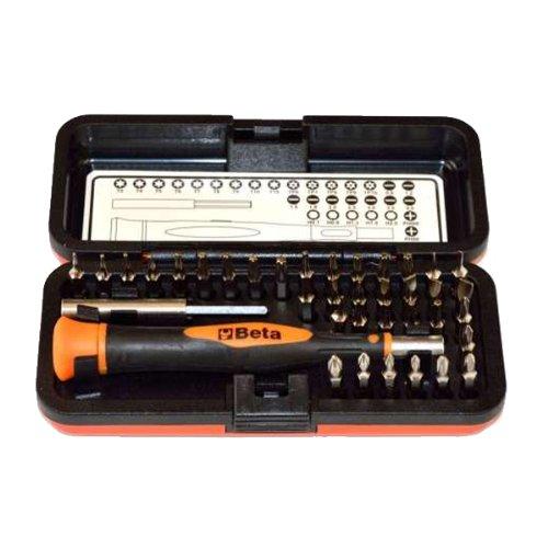 Beta 1256 /C36-2 Microgiravite Bimateriale con 36 Inserti Intercambiabili da 4 mm e Prolunga Magnetica
