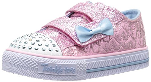 skechers-girls-twinkle-toes-shuffles-starlight-style-low-top-sneakers-pink-pink-light-blue-11-child-