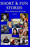 img - for Short & Fun Stories: Mercer Publications & Friends (Volume 1) book / textbook / text book
