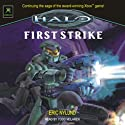 Halo: First Strike Audiobook by Eric Nylund Narrated by Todd McLaren