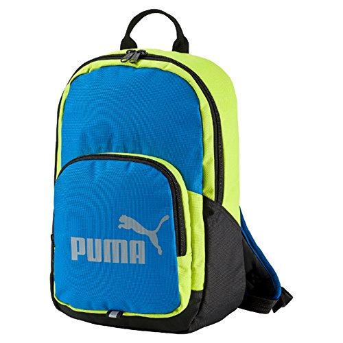 Puma Phase Small Zaino - Blu (Electric Blue Lemonade/Limepunch) - M