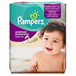Pampers Windeln Active Fit Gr. 4 Maxi...