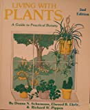 img - for Living With Plants: A Guide to Practical Botany (ILLUSTRATED) book / textbook / text book