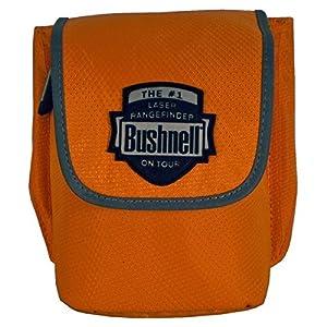 Bushnell Laser Rangefinder Case with Magnetic Closure, Orange