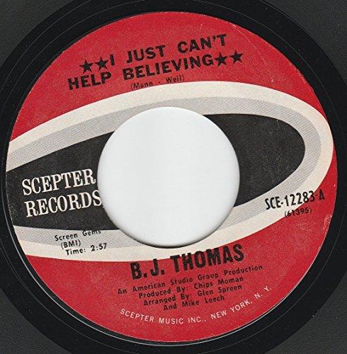 B.J. Thomas - I Just Can