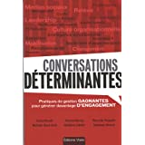 Conversations d�terminantesby Collectif