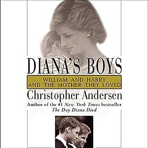 Diana's Boys Audiobook