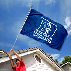 Buy Duke Blue Devils University Large College Flag by College Flags and Banners Co.